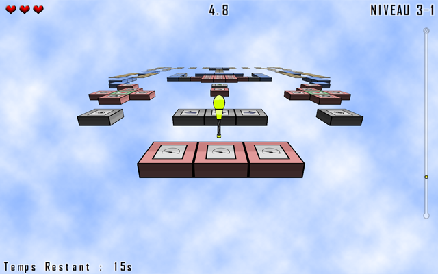 Battle Jump 0.2.7 Screen 1