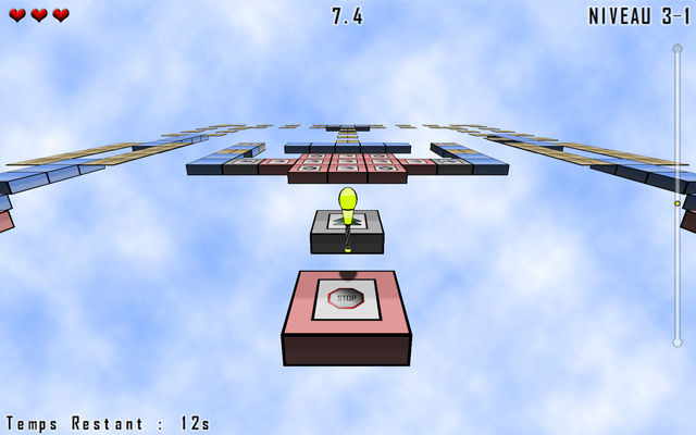 Battle Jump 0.2.7 Screen 2